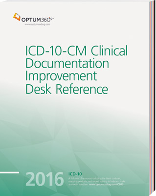 Ingenix Optum Coding Icd 10 Cm Clinical Documentation