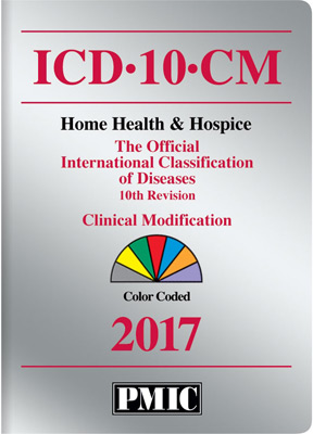 Pmic Icd 10 Cm Home Health And Hospice 2017