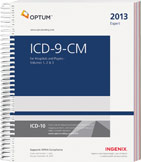 ICD-9-CM Expert for Hospitals and Payers Volumes 1, 2 and 3 2013 Spiral